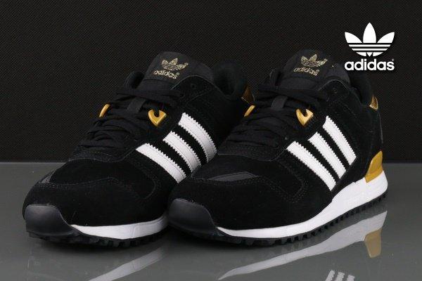 adidas zx 700 damskie czarno złote