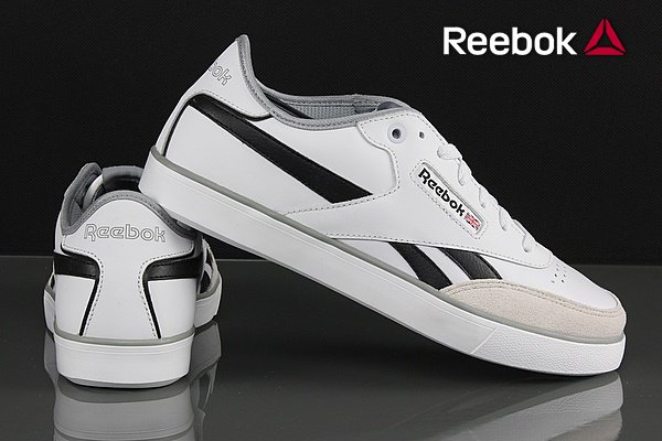 tennis vulc low reebok